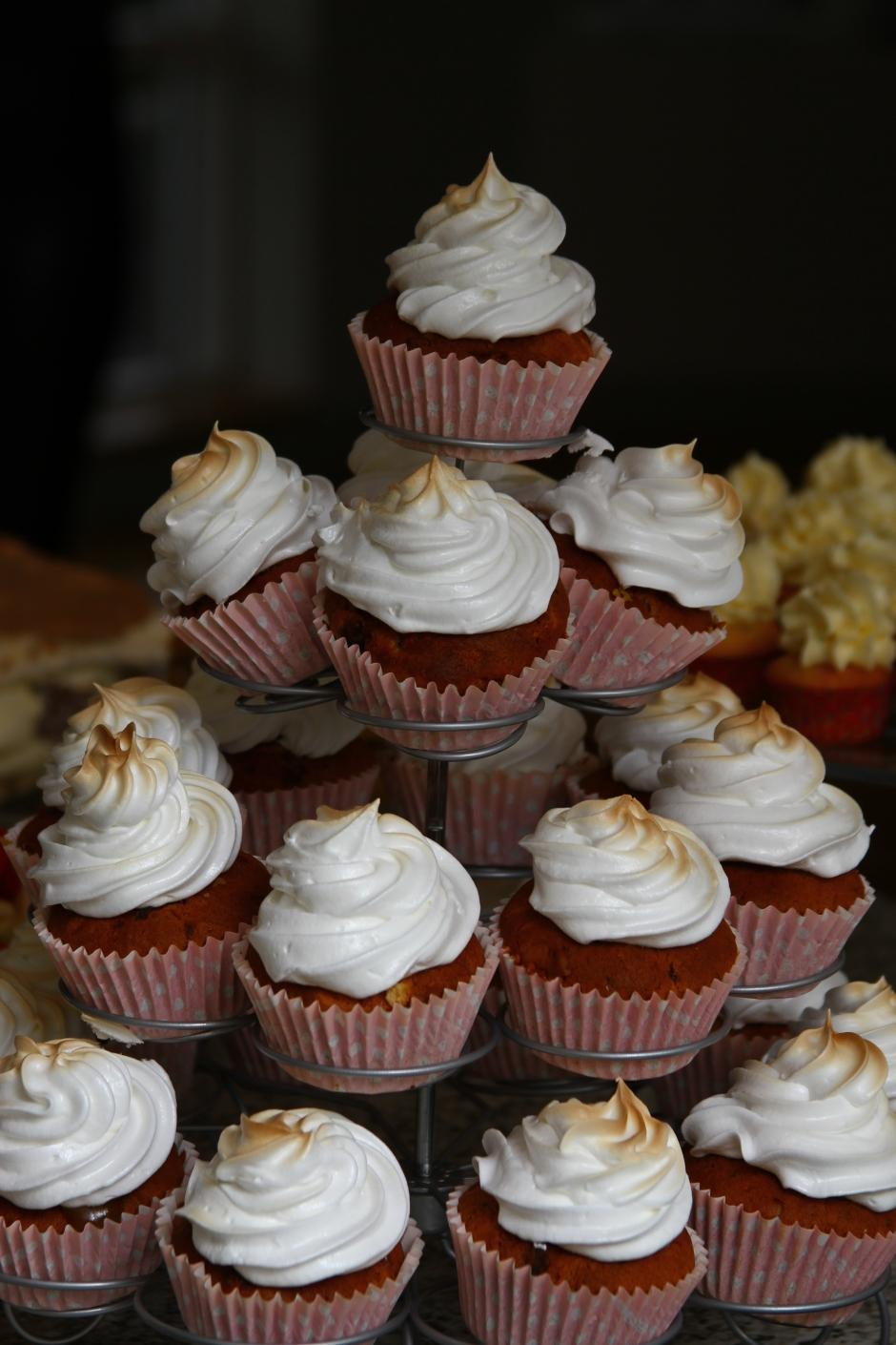 Mínar uppáhalds cupcakes!